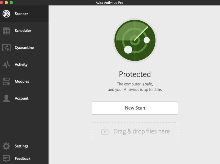 Download Avira Antivirus Terbaru Gratis