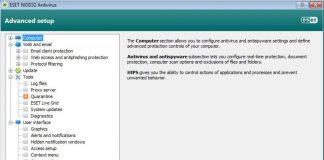 Download ESET NOD32 AntiVirus Terbaru Gratis
