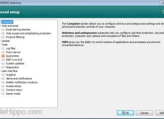 Download ESET NOD32 AntiVirus Terbaru Gratis