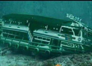 Direkam robot ini foto dan video penampakan korban dan kapal KM Sinar Bangun di dasar Danau Toba