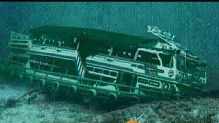 Photo of Direkam Robot, Ini Foto Dan Video Penampakan Korban Dan Kapal KM Sinar Bangun Di Dasar Danau Toba